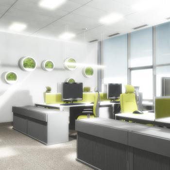 Nowa jakość w przestrzeni biurowej