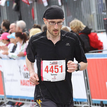 Maraton w Warszawie
