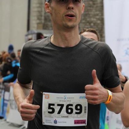 Cracovia Maraton 2014