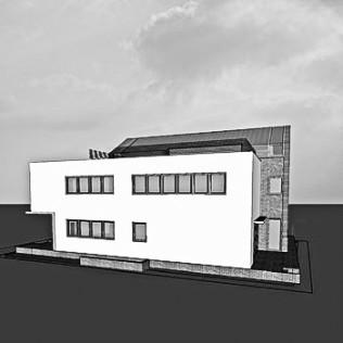Budynek biurowo-mieszkalny