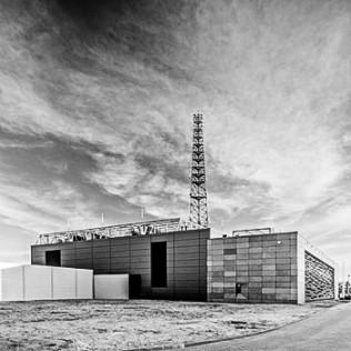 Budynek biurowo – techniczny (MSC)